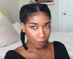All Created - How to Cornrow Hair