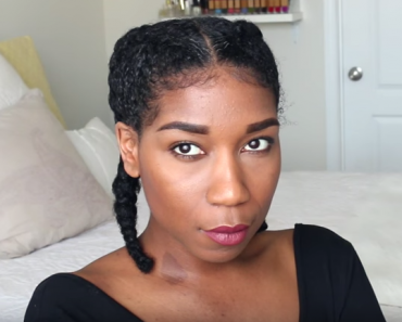 All Created - How to Cornrow Hair