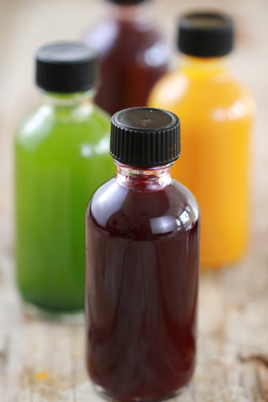 Homemade Food Coloring, No More Red Dye 40! - All Created