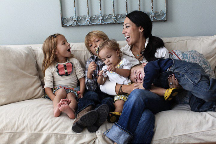 joanna gaines letter to moms all created. Black Bedroom Furniture Sets. Home Design Ideas