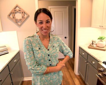 All Created - Joanna Gaines Teaches Us How To Make a Small Room Look Bigger