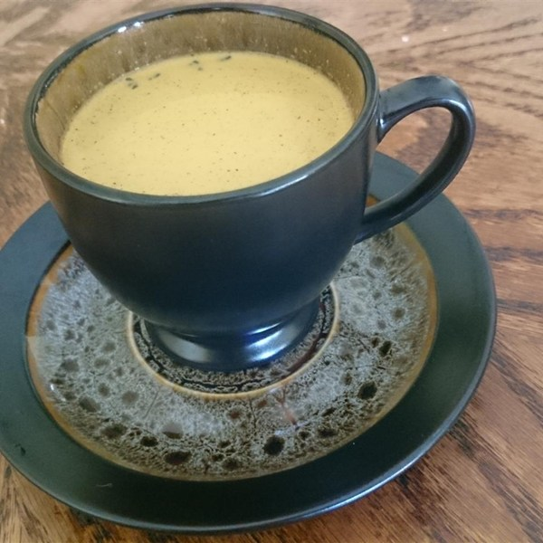 All Created - Turmeric Milk
