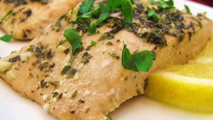 All Created - How to Bake Salmon