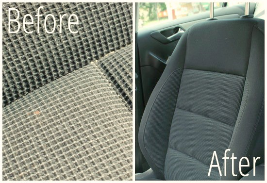 ll Created - DIY car upholstery cleaner