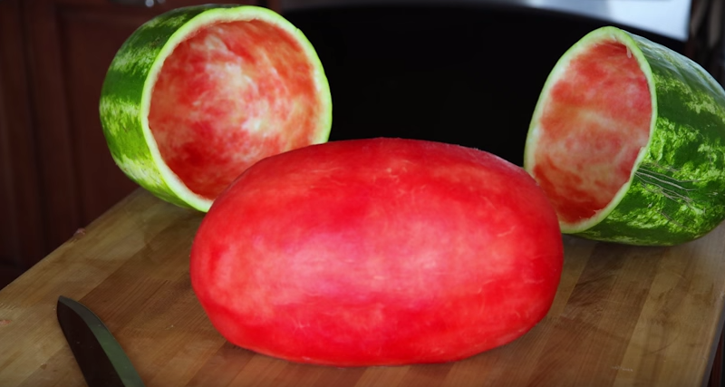 All Created - How to Skin a Watermelon