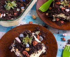 All Created - dirt cake