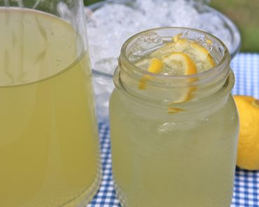 All Created - homemade lemonade
