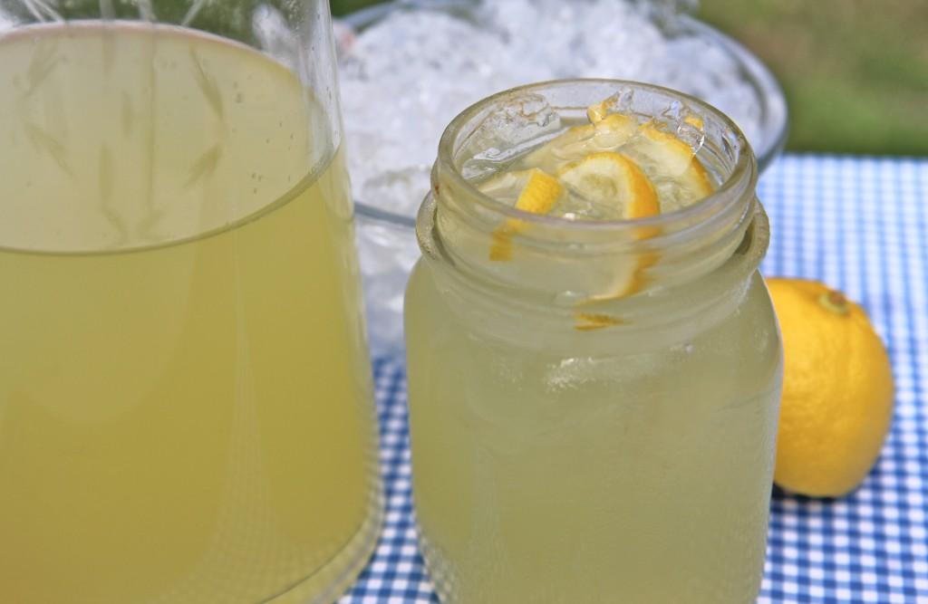 All Created - easy homemade lemonade