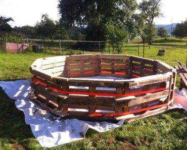 All Created - pallet pool