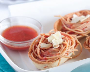 All Created - spaghetti bread bowls
