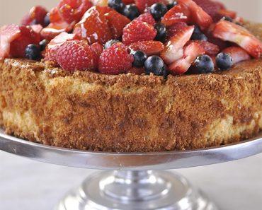All Created - Gluten Free Almond cake