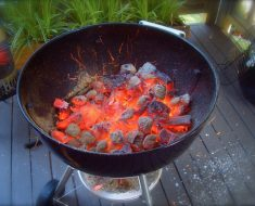 All Created - How to Start A Charcoal Grill