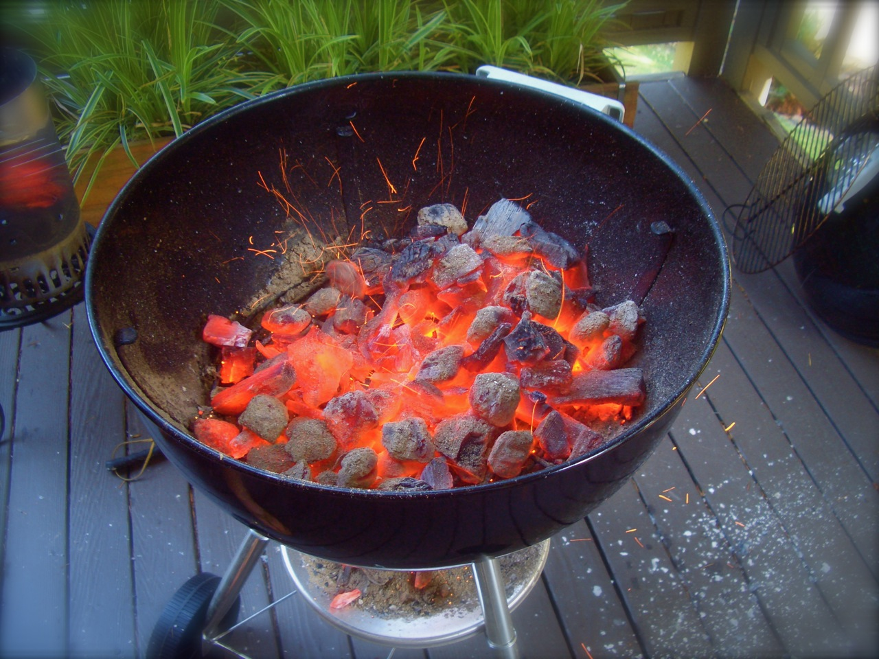 How To Start A Charcoal Grill All Created