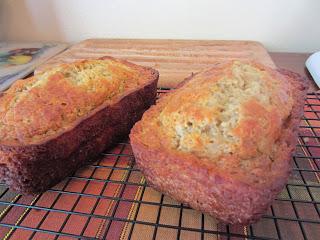 All Created - Amish Banana Nut Bread