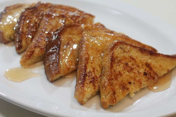 how to make make french toast