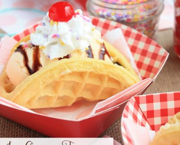 All Created - Ice Cream Tacos
