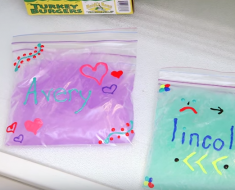 All Created - Homemade DIY Ice Packs