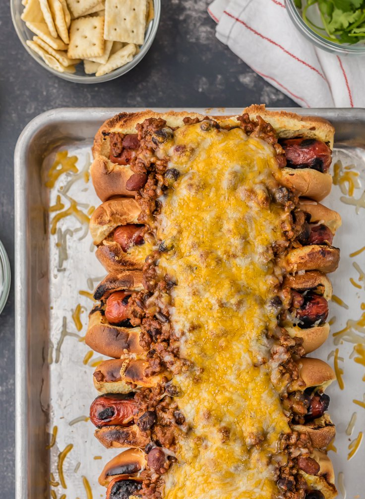 All Created - Best Chili Dog Ever