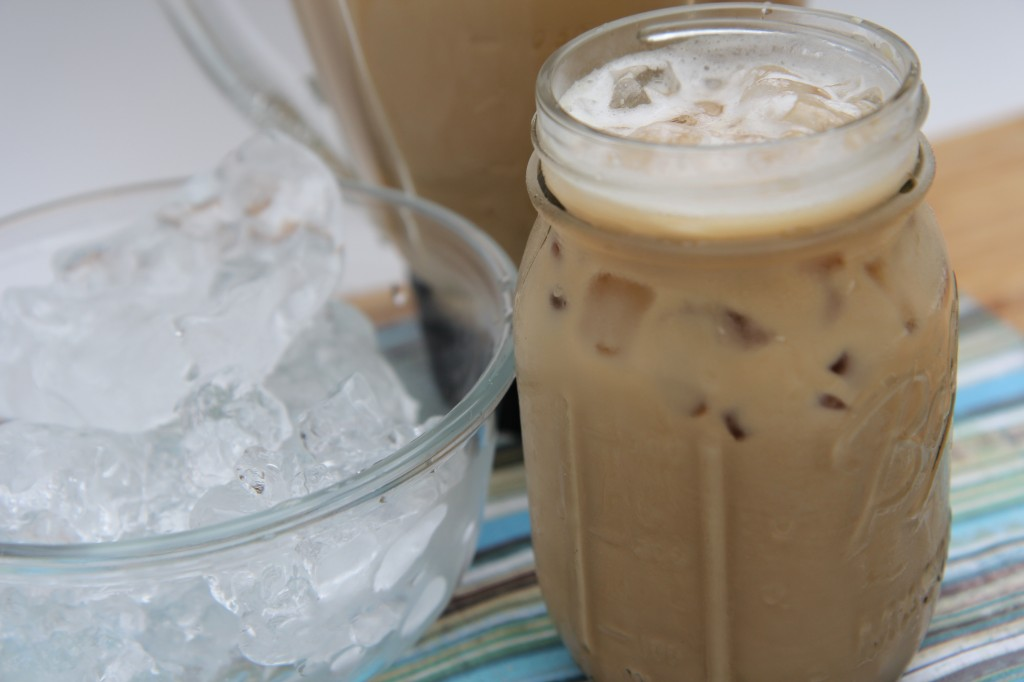 All Created - Easy Homemade Frappuccino