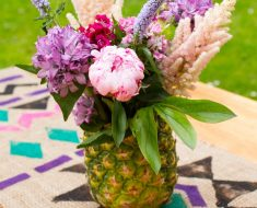 All Created - Cute Pineapple Vase