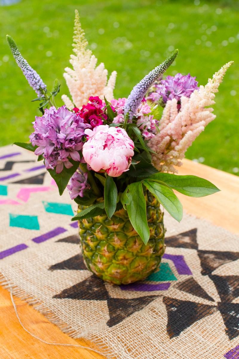 All Created - Cute Pineapple Vase