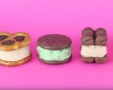 All Created - Ice Cream Sandwich