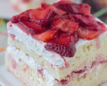 All Created - Strawberry Shortcake Recipe