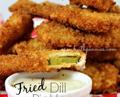 All Created - Fried Pickles