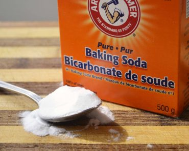 All Created - Clean with Baking Soda