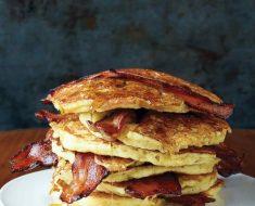 All Created - Bacon Pancakes