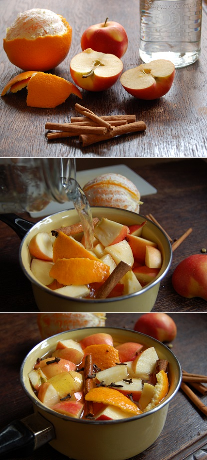 All Created - DIY Fall Potpourri