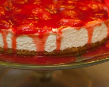 All Created - No Bake Cheesecake