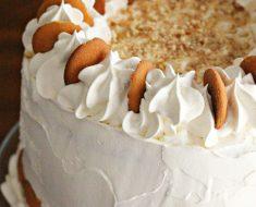 All Created - Banana Pudding Cake