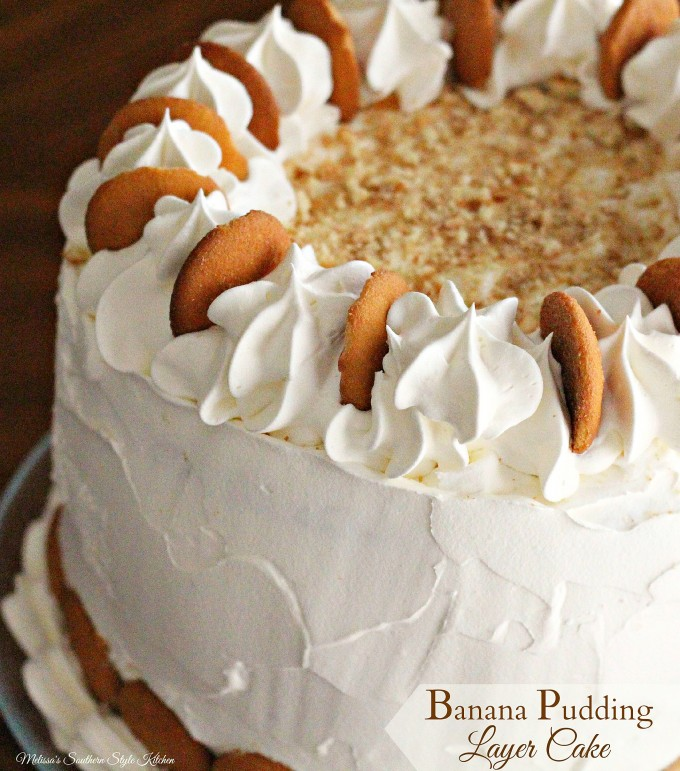 Vanilla Pudding Cake With Cake Mix