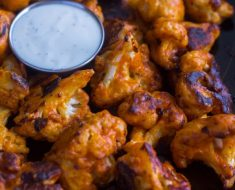 All Created - Buffalo Cauliflower