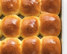All Created - Homemade Dinner Rolls