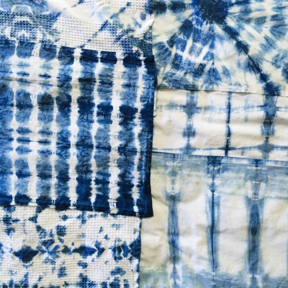 How To Shibori Tie Dye Everything You Own! - All Created