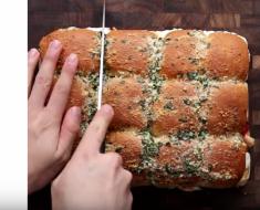 All Created - Tasty Dinner Roll Sliders
