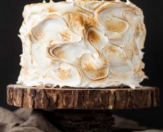 All Created - S'mores Cake