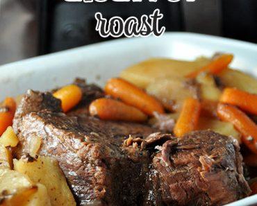 All Created - Crock Pot Roast