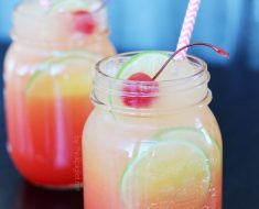 All Created - Shirley Temple Recipe