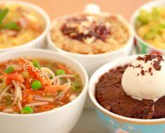 All Created - Microwave Mug Meals