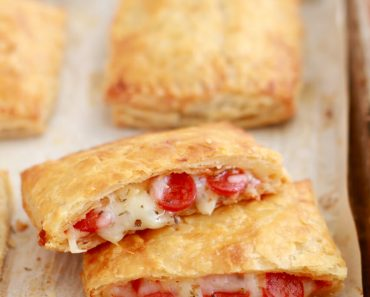All Created - 3 Savory Pop-Tarts