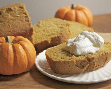 All Created - Pumpkin Bread