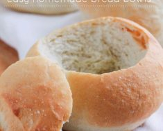 All Created - How to Make a Bread Bowl