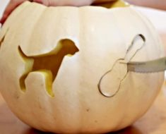 Cookie Cutter Pumpkin Carving Hack