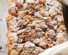 All Created - Pumpkin French Toast Casserole