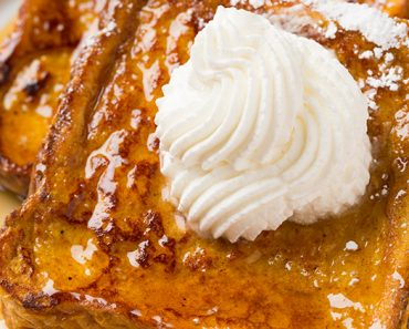 All Created - Pumpkin French Toast
