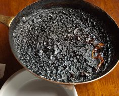 All Created - How to Clean a Scorched Pan Without Scrubbing