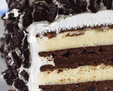 All Created - Ice Cream Sandwich Cake